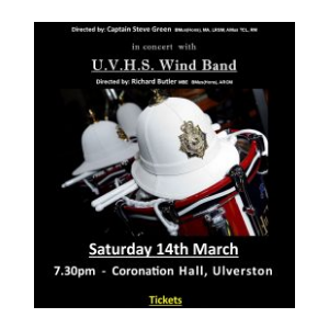UVHS in Concert with The Royal Marines