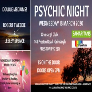 Psychic Night @ Grimsargh