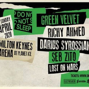 'Do Not Sleep' Easter Sunday Party at MK Arena