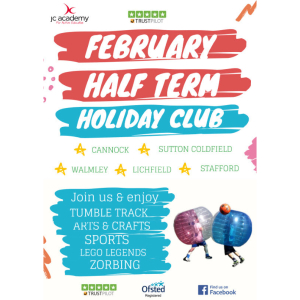 JC Academy February Half Term Activity Camp
