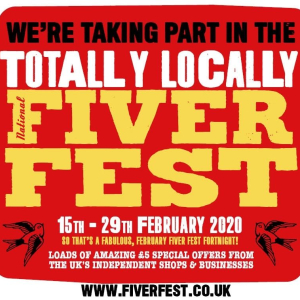 Totally Locally Fiver Fest Eastbourne