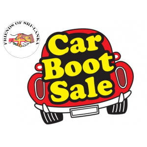 FRIENDS OF SRI LANKA CAR BOOT SALES