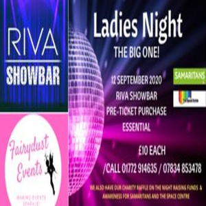 Ladies Night - The Big One!