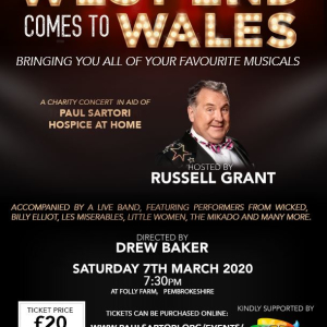 The West End comes to Wales