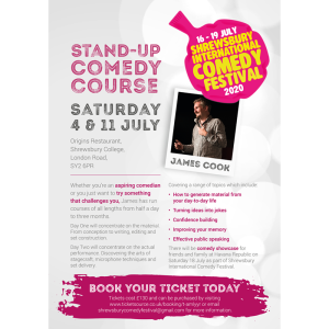 Stand-Up Comedy Course