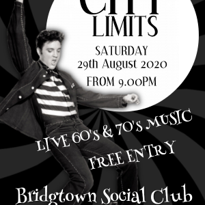 City Limits LIVE at the Bridgtown Social Club