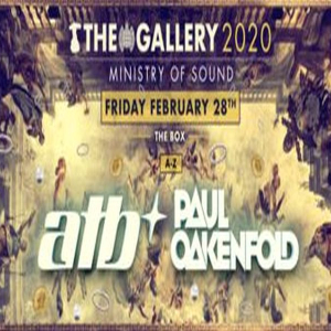 The Gallery: Paul Oakenfold and ATB