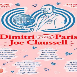 Groove Odyssey: Dimitri From Paris