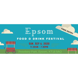 Epsom Food & Drink Festival #EpsomFood