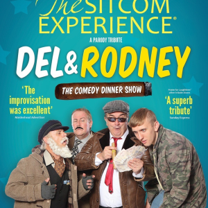 AFTERNOON SITTING + EVANING SITTING - The Sitcom Experience - Del & Rodney