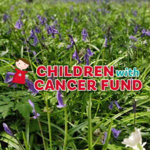Arlington Bluebell Walk with Children With Cancer Fund