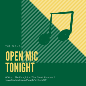Vic Cracknell's Open Mic Night