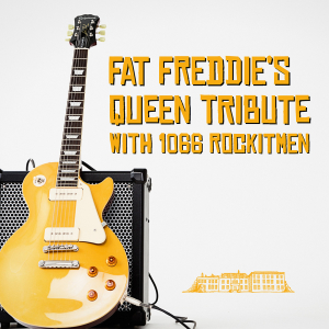 Queen Tribute w 1066 Rockitmen