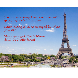 Lively French Conversation Group