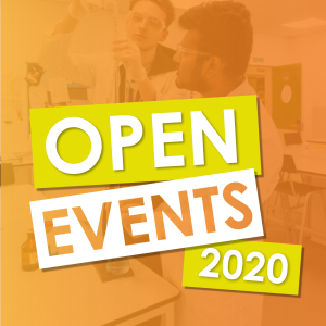 John Ruskin College Open Event