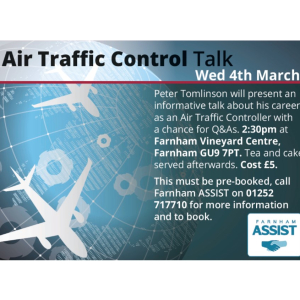 Air Traffic Control Talk