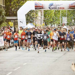 Wings for Life World Run, Cambridge, Sunday 3rd of May at 12pm