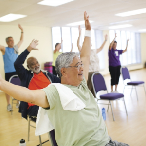 Gentle Exercise Class for Older Adults