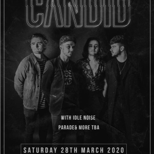CANDID Headline Show- The Empire