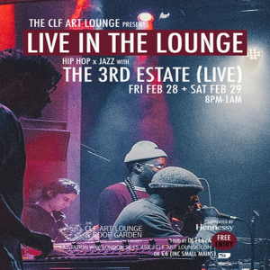 The 3rd Estate - Live In The Lounge - Saturday 29th February - Free Entry