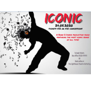 ICONIC – Born 2 Dance