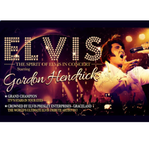 The Spirit of Elvis in Concert