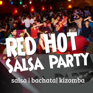 Red Hot Salsa Party