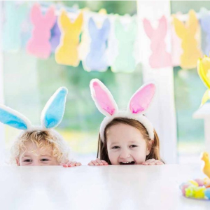 Easter Children's Activities at Burston Garden Centre