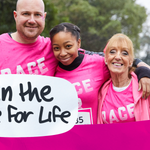 Race for Life - 5K & 10K - Cambridge