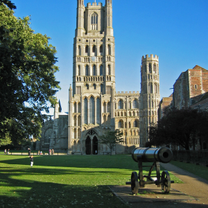 Historical City of Ely Walk: Easter Good Friday 10th April 2020