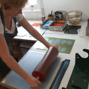 Workshop: Dry Point Etching - Imprints of Nature