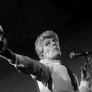 Absolute Bowie live at Longfield Suite Prestwich