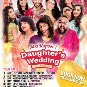 Mrs Kapoor's Daughter's Wedding