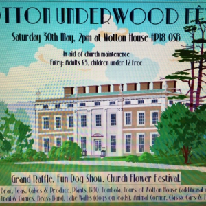 Wotton Underwood Village Fete