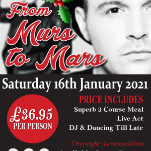Murs V Mars Tribute Night