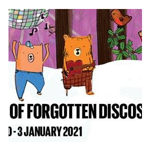 Contact + Jackie Hagan: The Forest of Forgotten Discos!