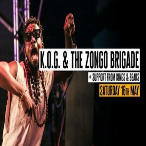 Docks Academy Presents: K.O.G. And The Zongo Brigade (AFRO - FUSION)