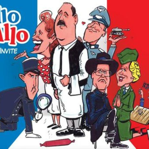 Allo Allo Dinner Show Hallmark Hotel Manchester Airport 20th June