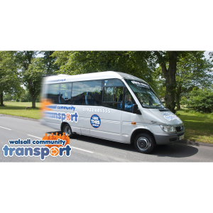 Shopping Delivery Service at Walsall Community Transport