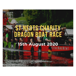 St Neots Charity Dragon Boat Race