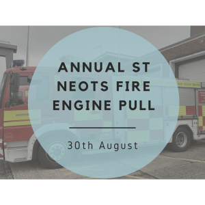 15th & Final Burns Camp Fire Engine Pull - St Neots