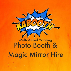 Are you planning an event post Lockdown? Make it extra special with Kabooth Photo Booth and Magic Mirror Hire
