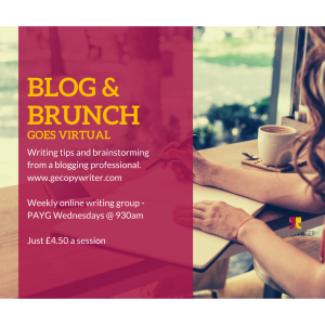 Blog & Brunch goes Virtual