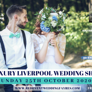 Luxury Liverpool Wedding Show at Formby Hall Golf Resort & Spa