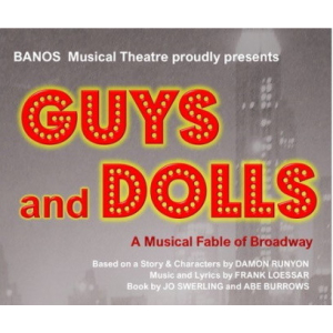 Guys & Dolls with #Banstead and Nork Operatic #BANOS NEW DATE