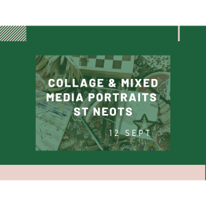 Collage & Mixed Media Portraits - St Neots