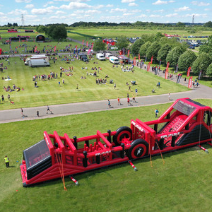 Inflatable 5k Obstacle Course Run - Manchester