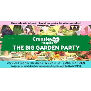 The BIG Garden Party