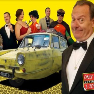 Only Fools and 3 Courses - Telford Hotel And Golf Resort 18th September