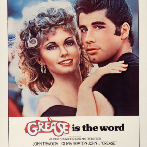Drive In Films, in association with Banbury RUFC, Presents GREASE